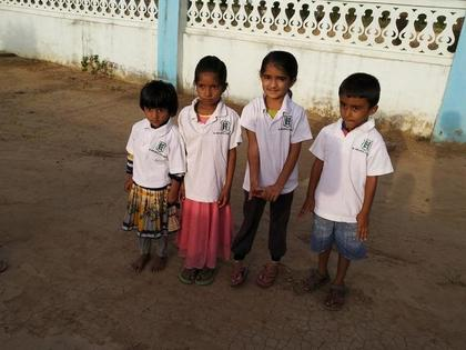 Uniform Donations To India