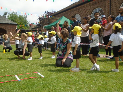 Ducklings Sports Day 2019