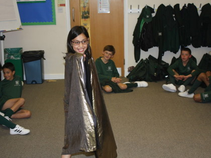 Year 4 Ancient Greek Day