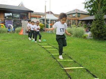 Nursery Sports Days 2021