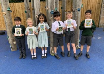 21 07 01 Y3 Flower Competition Winners