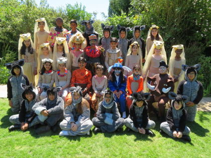 The Lion King - Year 6 Performance 2021